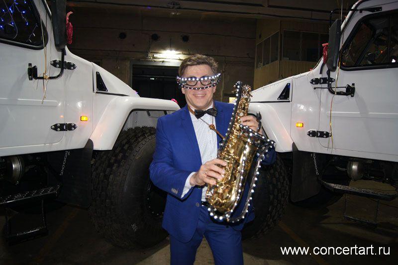 Саксофонист 27
