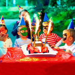 Детский праздник 1