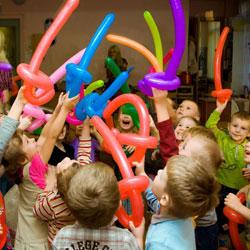Детский праздник 3