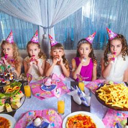 Детский праздник 4