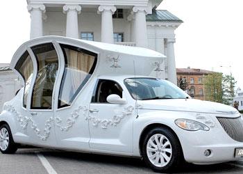 Аренда лимузинов в Москве для свадьбы 4
