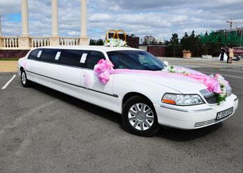 Аренда лимузинов в Москве для свадьбы 5