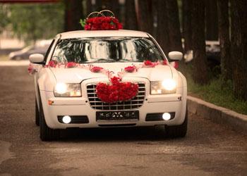 Аренда лимузинов в Москве для свадьбы 8