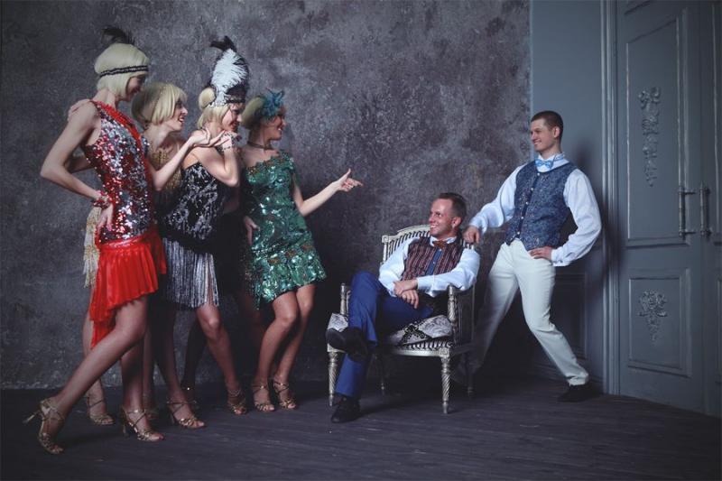 Шоу-балет Cabaret Fusion
