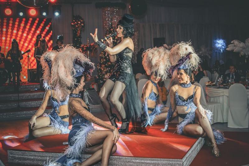 Свето-цирковое Art-show